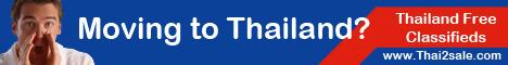 Thai sale banner